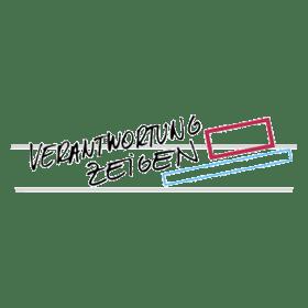 Logo mit Verantwortung zeigen